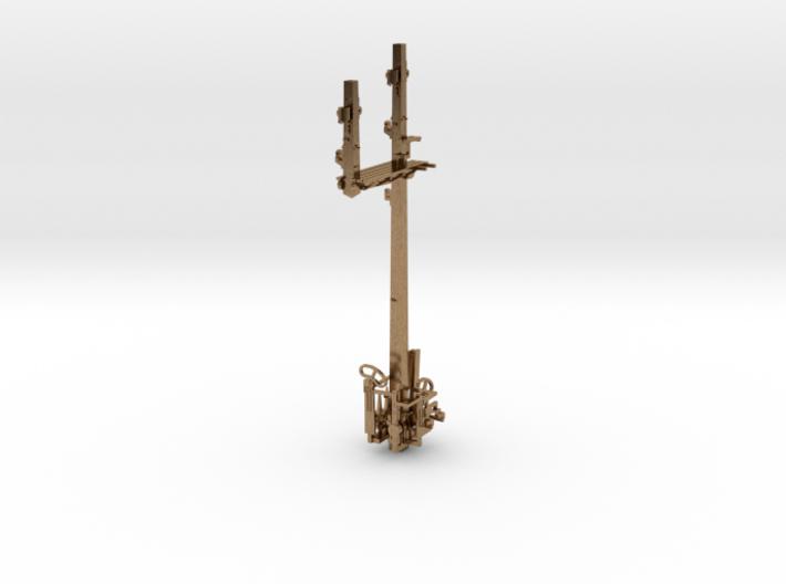 HO NSWR LQ RH Bracket Signal + Parts 3d printed
