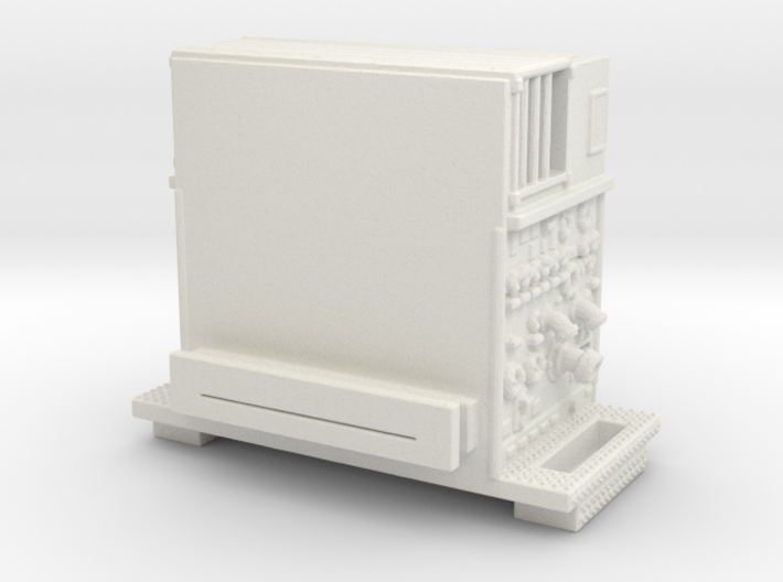 1/87 SMEAL pump section 3d printed