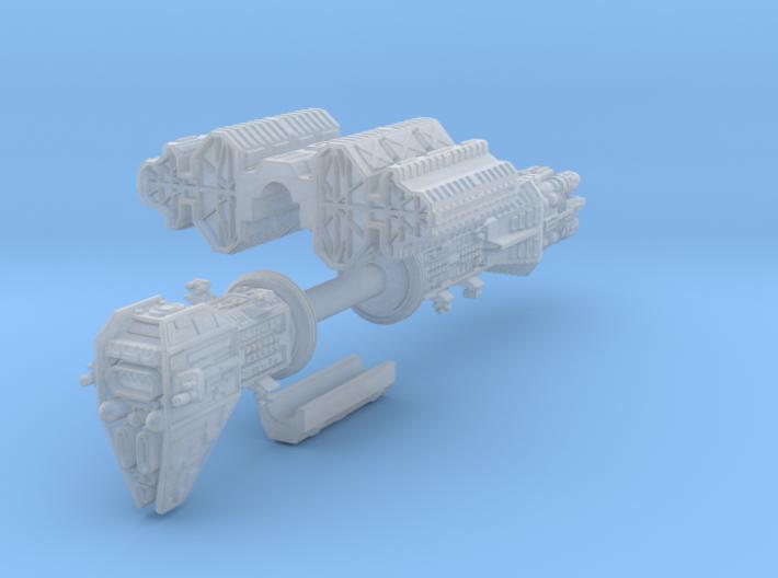 Omega-Destroyer 3d printed