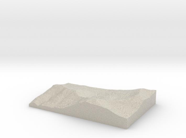 Model of Sugar Bowl 3d printed
