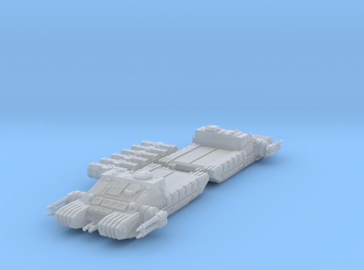 1/270 TX-225 GAVw 'Occupier' Tanks & Cargo (2) 3d printed