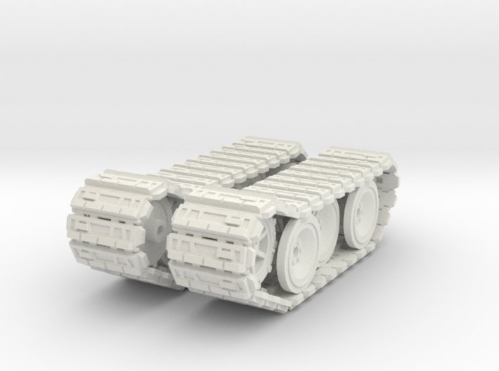 SD Tank Tiger 1 (Part 3/3) 3d printed