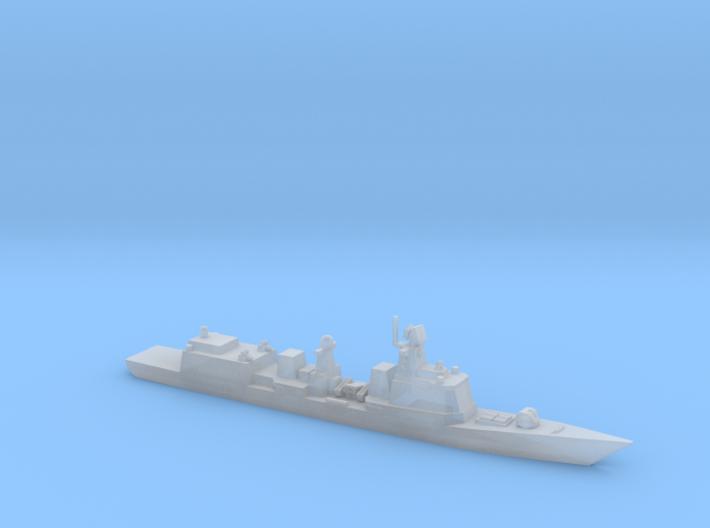 051B Destroyer (2016), 1/1800 3d printed