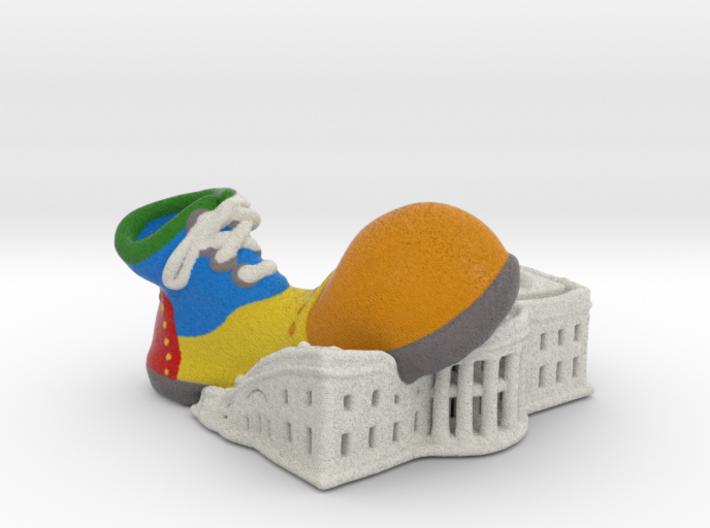 Clownhaus 3d printed