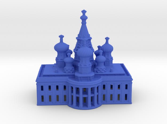 Kremhaus - Large 3d printed