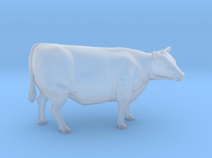 1/64 Yearling Heifer 05 3d printed