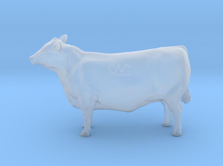 1/64 Yearling Heifer 03 3d printed
