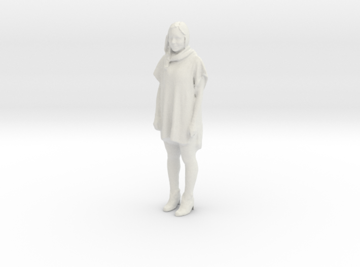 Printle F Victoria Abril - 1/20 - wob 3d printed