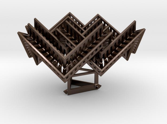 Borrocube 3d printed