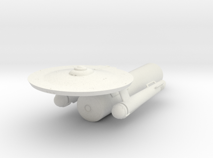 Ptolemy class tug 3d printed