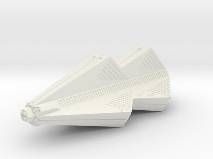 3788 Scale Tholian Pocket Battleship SRZ 3d printed