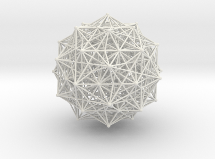 600-cell dot2 3d printed