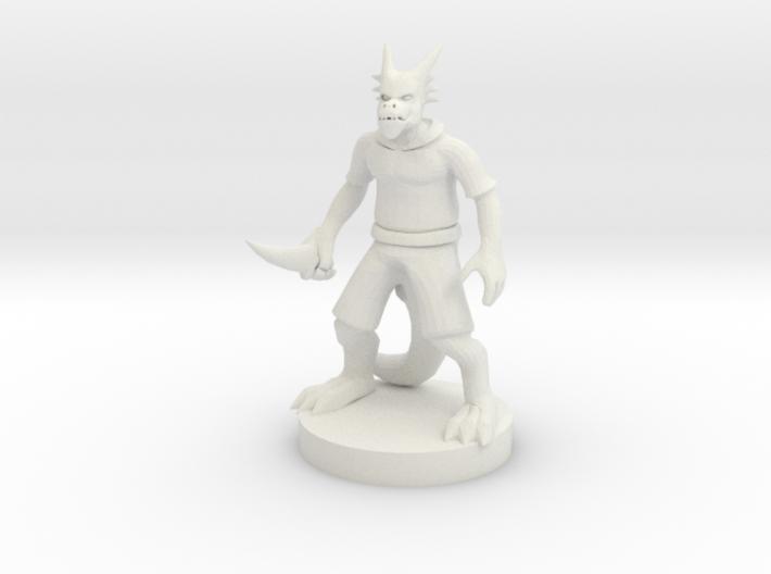 Kobold Rogue 3d printed
