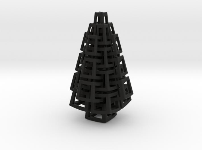 Kubus-hanger / Cubes pendant 3d printed