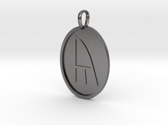 Yr Rune (Anglo Saxon) 3d printed
