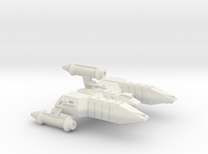 3125 Scale Lyran Alleycat War Destroyer (DW) CVN 3d printed