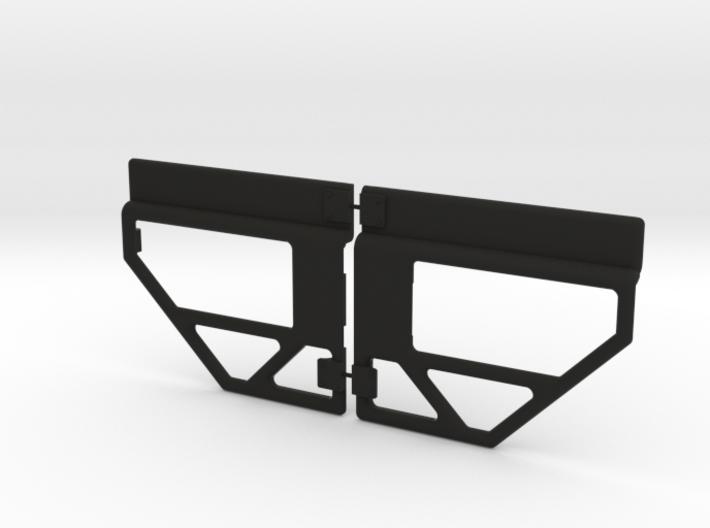 XtraSpeed Team Raffie D110 Defender Tube Rear Door 3d printed