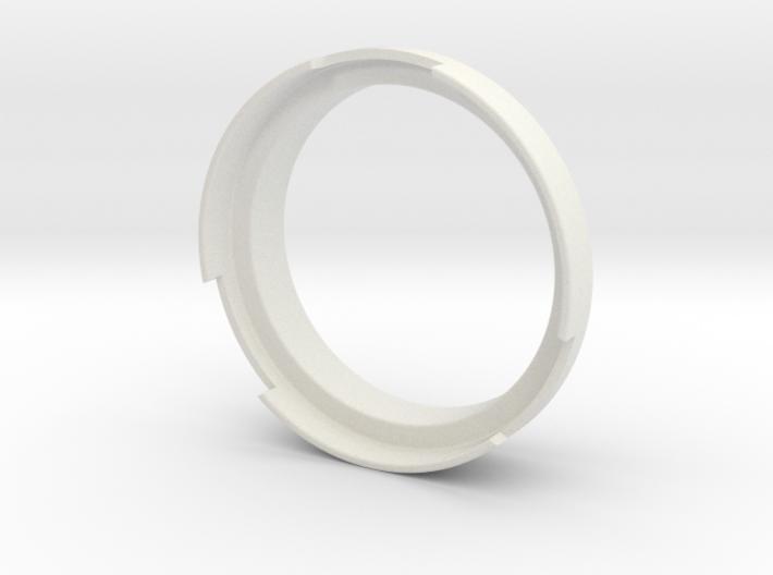 Dosing Funnel for Breville Infuser's Portafilter 3d printed