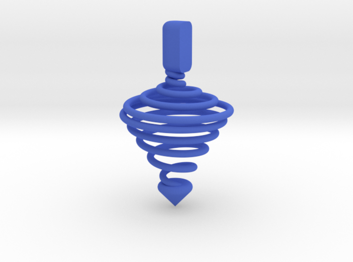 Functional Spinning top 3d printed