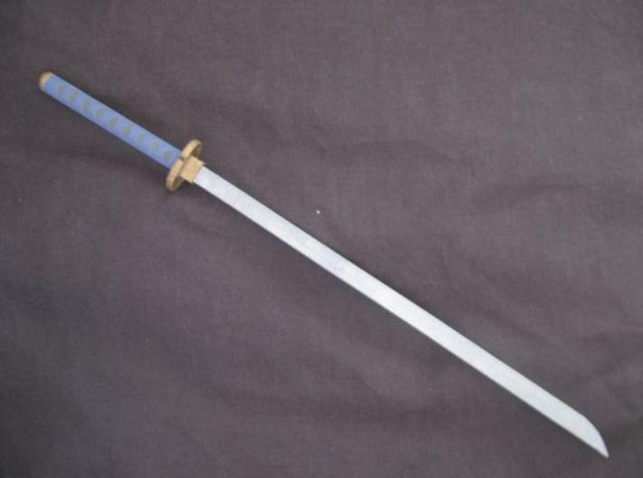 Katana12 3d printed A picture of this sword painted