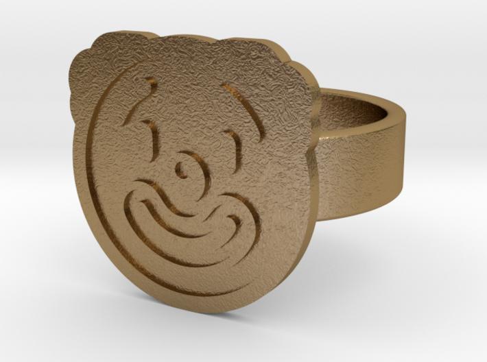 Clown Ring 3d printed