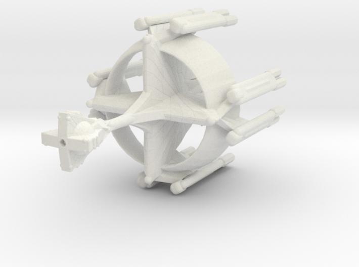Star Sailers - Kahless C8-C9 - Dreadnaught 3d printed