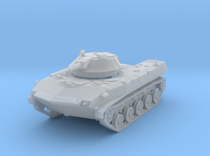 MV18B BMD-1 Airborne Combat Vehicle (1/100) 3d printed