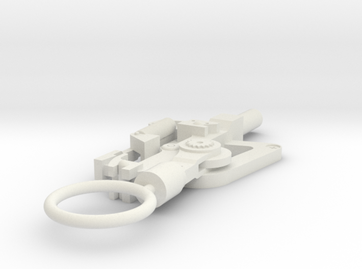 OPS Activation Handle 1:1 3d printed