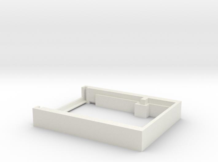 GCPlug solder jig 3d printed