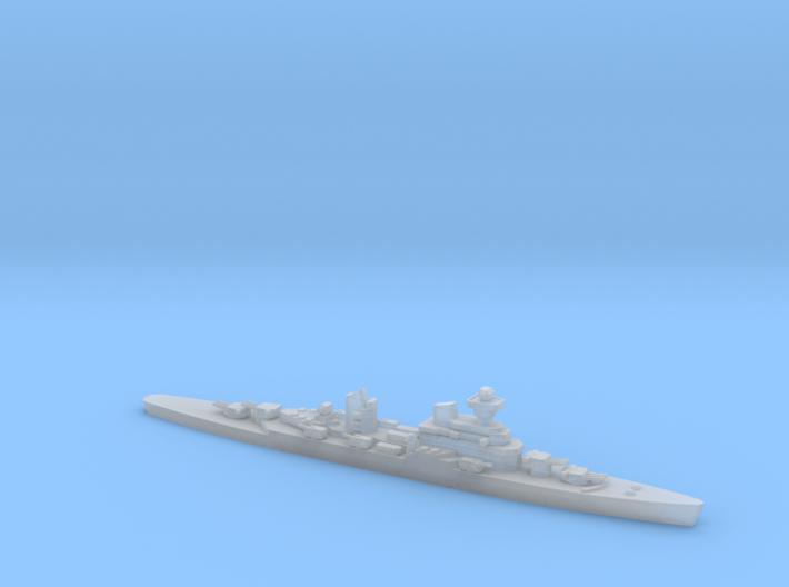 Sverdlov-class cruiser (Barrels added), 1/1800 3d printed