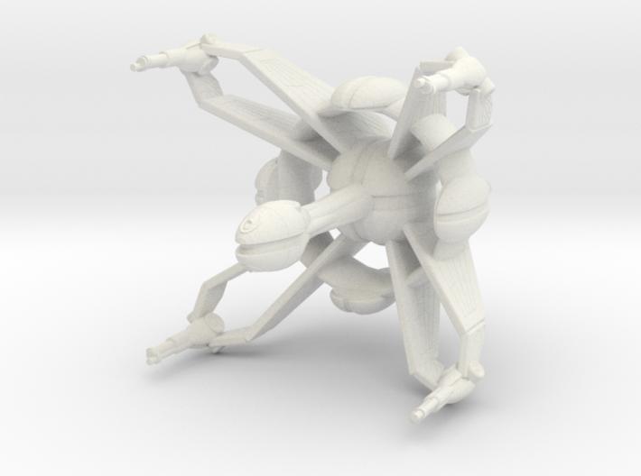 Star Sailers - B'rel - Scout 3d printed