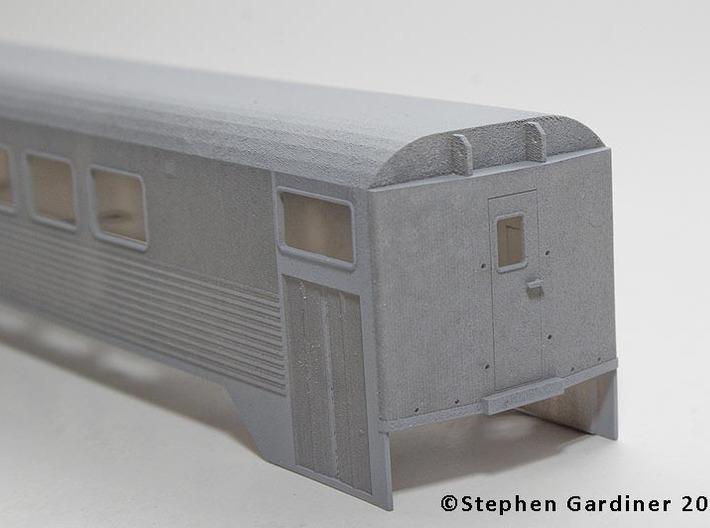 Hawker Siddeley Cab Car Body (AMT/Preserved) 3d printed First FUD Bodyshell in Primer