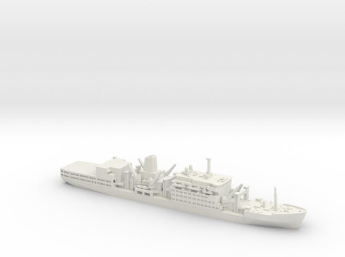 1/1250 RFA Fort Class 3d printed