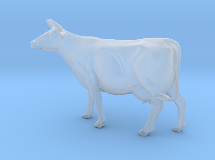 Printle Thing Cow - 1/87 3d printed