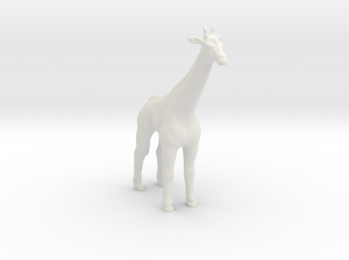 Printle Thing Giraffe - 1/35 3d printed