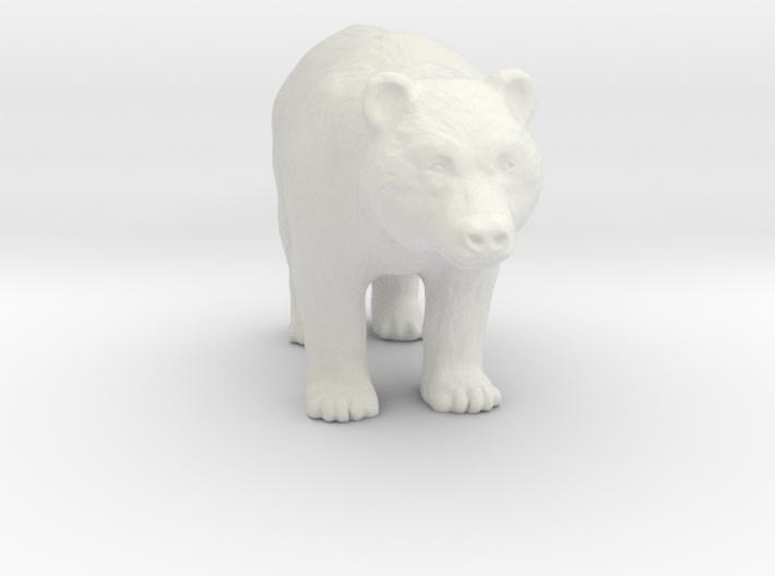 Printle Thing Bear - 1/72 3d printed