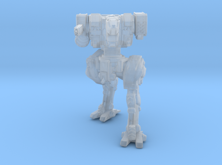 Neugen Battle Walker (2 Inch Version) - Pose 02 3d printed