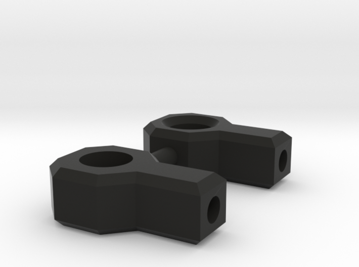 Battery Cable mounts for 1:10 Scale Battery 3d printed