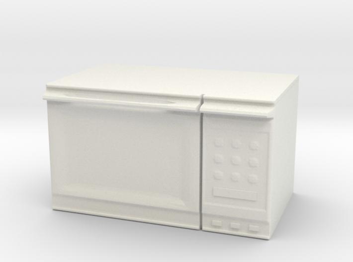 Printle Thing Microwave - 1/24 3d printed