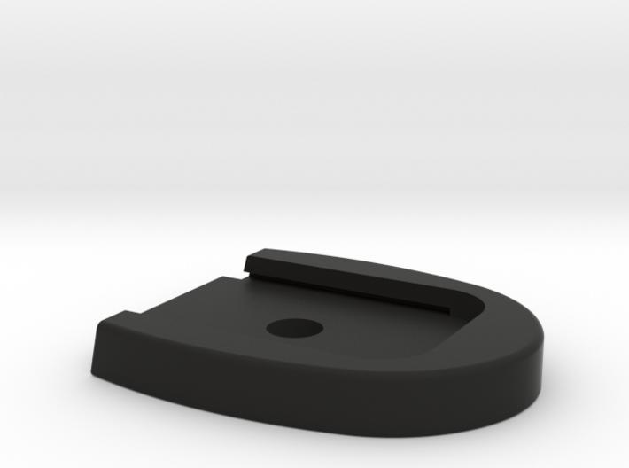 Sig Sauer P320 Base Plate - No Tabs 3d printed