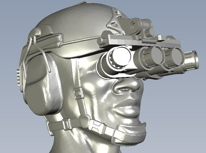1/24 scale SOCOM NVG-18 night vision goggles x 5 3d printed