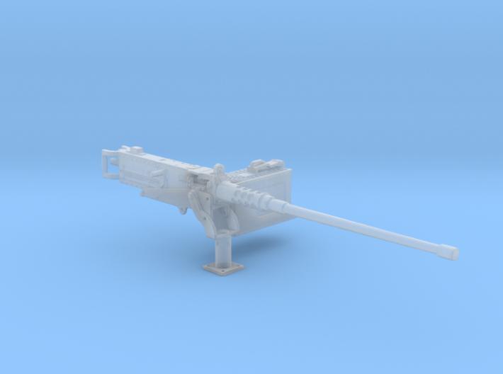 1/35 Browning .50 Cal Machine Gun 3d printed