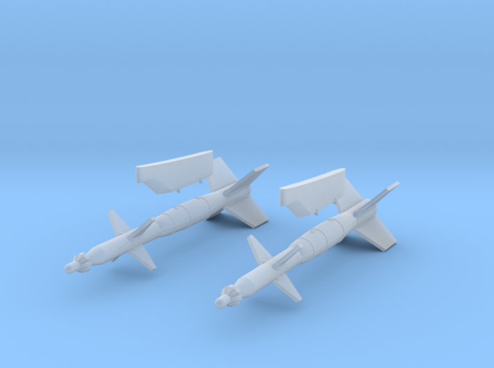 LGB 745 (LS) Laser Guided Bomb 3d printed