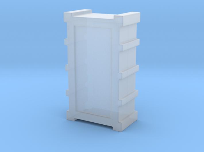 1:43 DEAGO FALCON YT1300 ANH CARGO BOX MODEL A 3d printed