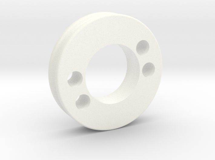 thumb_md_pulley 3d printed