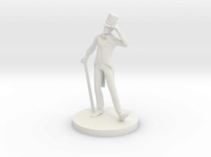 Mannequin Tarocchi 3d printed