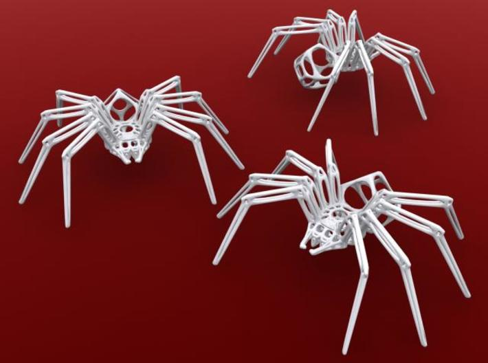 Arachna (small) 3d printed Description