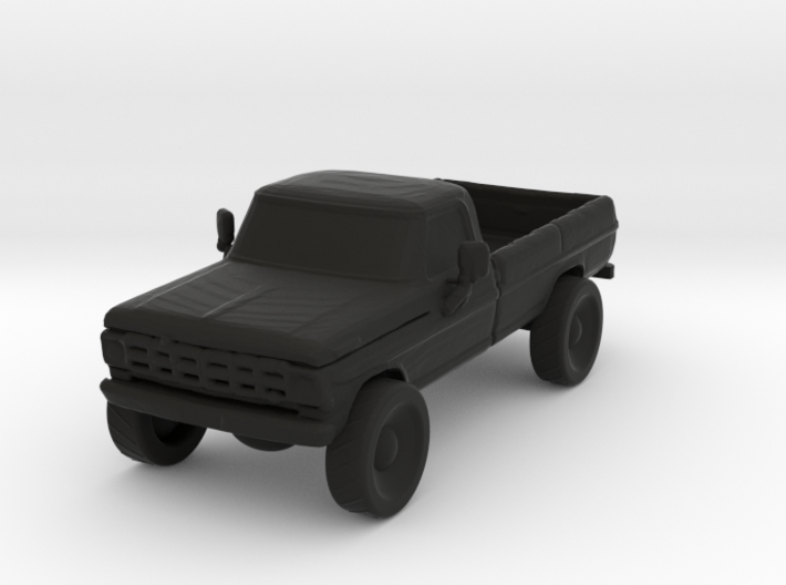 Lifted Pickup 3d printed