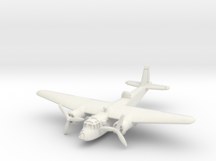Blackburn B.26 Botha 1/285 6mm 3d printed