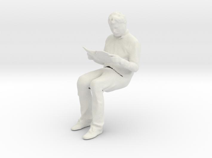 Printle C Homme 1066 - 1/24 - wob 3d printed